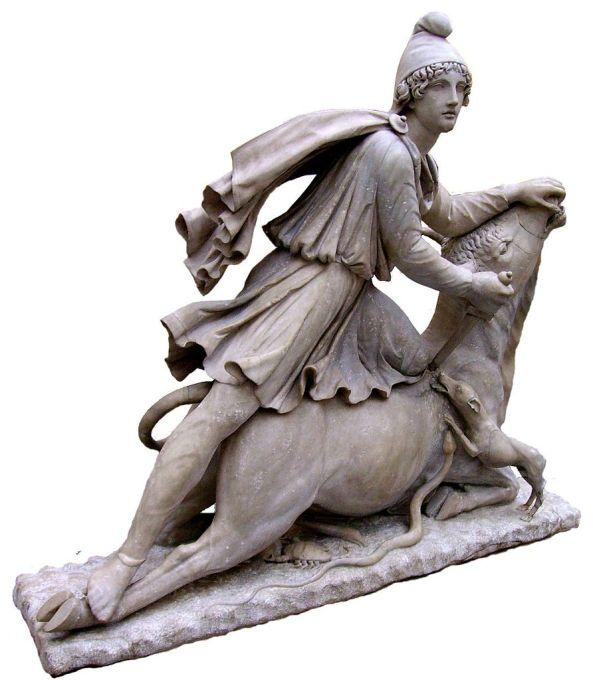 Mithras - British Museum